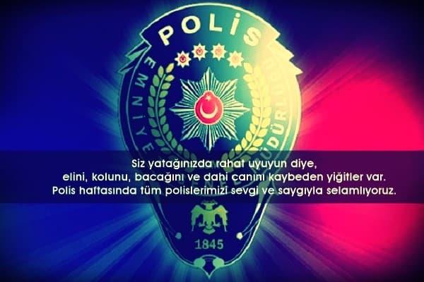 Polis Sözleri Resimli