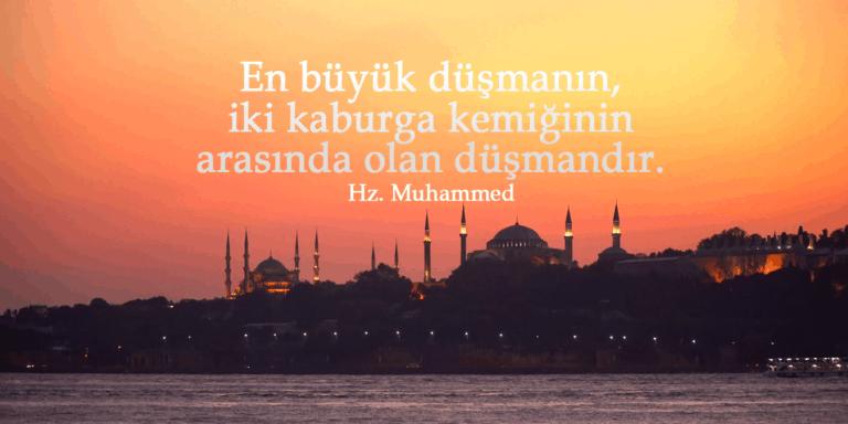 En Güzel Hz. Muhammed Sözleri