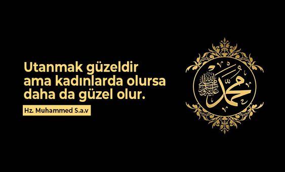 Resimli Hz. Muhammed S.a.v Sözleri