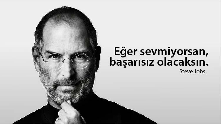 Steve Jobs Başarı Sözleri