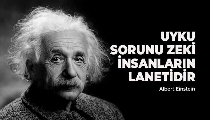 Albert Einstein Sözleri Resimli