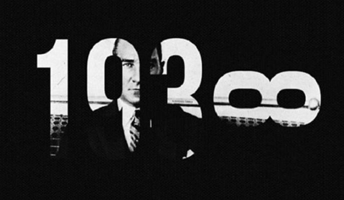 Atatürk Resimli Sonsuzluk