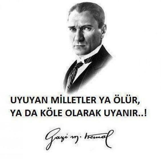 Atatürk'ün Anlamlı Sözleri Resimli
