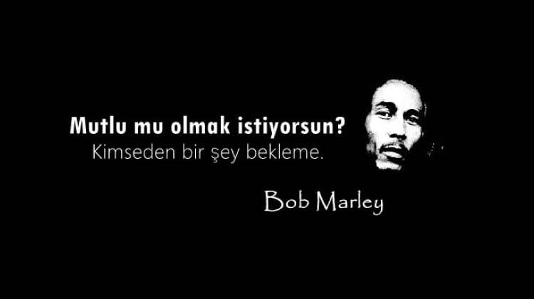 Bob Marley Sözleri Instagram