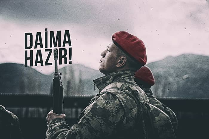Resimli asker sözleri