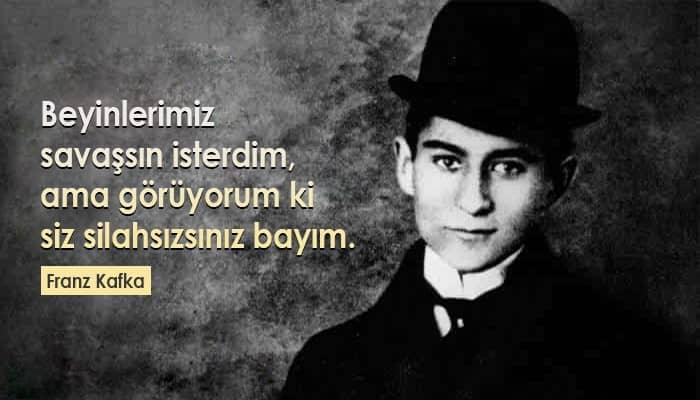 Franz Kafka Sözleri