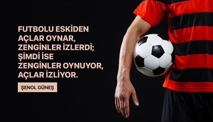 Futbol Sözleri Komik Resimli