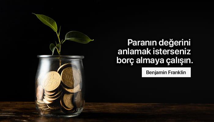 Para ile ilgili sözler
