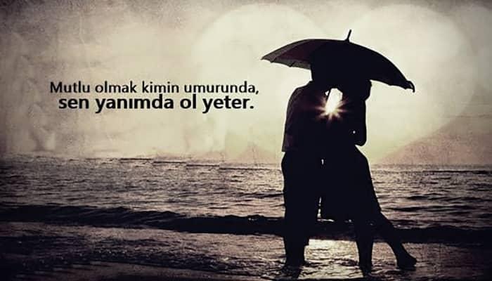 Etkileyici romantik sözler